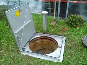 Photo: Schachtabdeckung-Einstiege