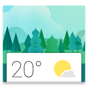 MateriaL Weather Icon set for Chronus