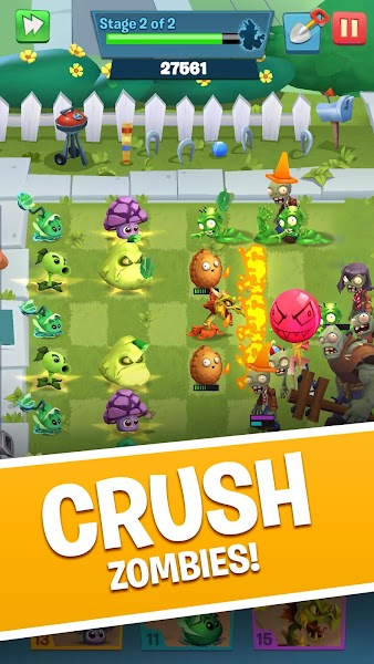 Plants vs. Zombies 3 Screenshot Image