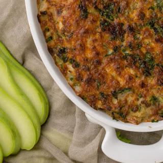 Chayote Potato Gratin Recipe