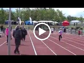 Video: Video med Steffans 100m.