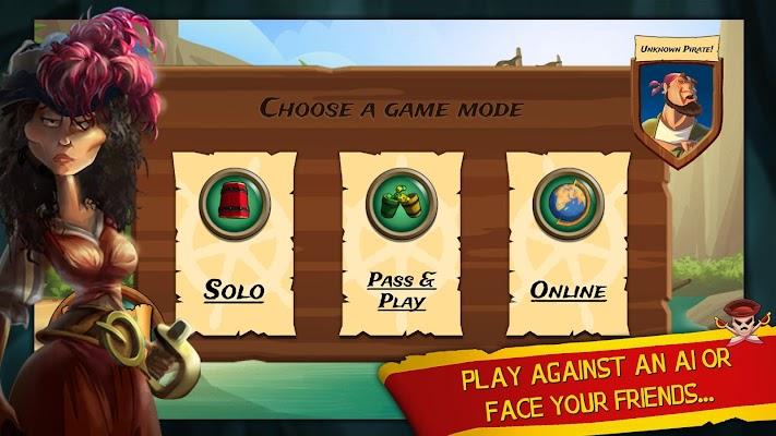 Perudo: The Pirate Board Game Screenshot Image