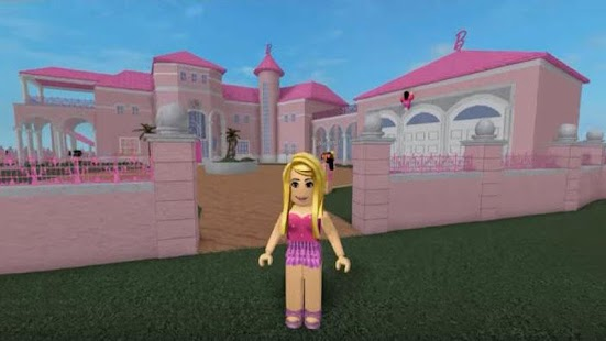 guide for Roblox barbie - náhled