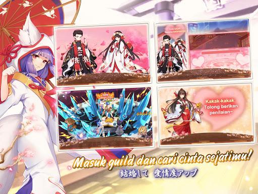 Scroll of Onmyoji: Sakura & Sword 19.1.6 screenshots 10