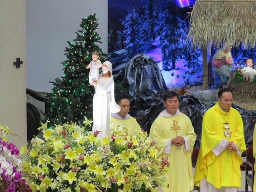 Thánh lễ mừng bổn mạng Thiếu nhi 01.01.2020
