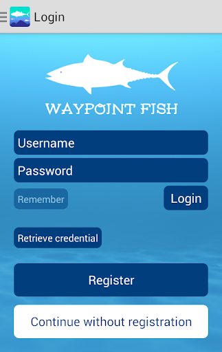 Waypoint Fish