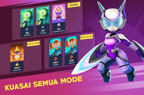 Heroes' Strike – 3v3 Moba Brawl Shooter – Offline 5