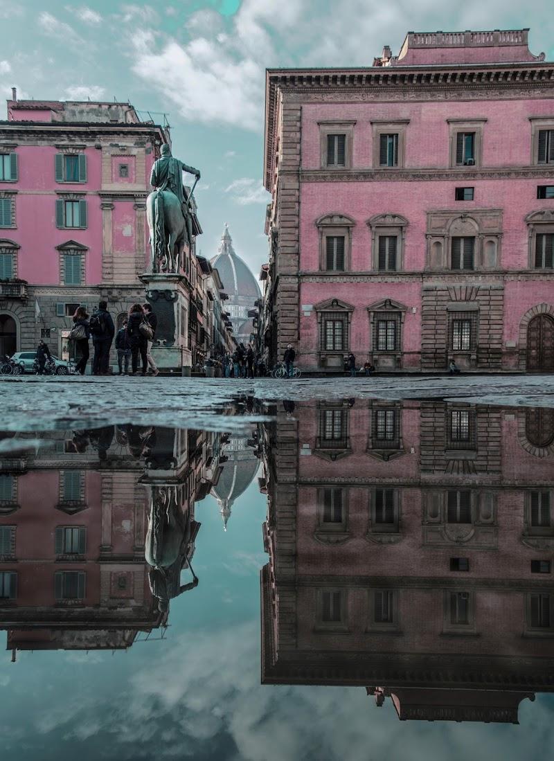 Colorful reflection di marigoldff