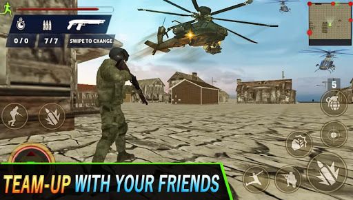 Fps Shooting Strike 2020: Counter Terrorist Game 1.0.1 screenshots 1