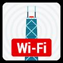 WiFi Chicago: Free WiFi map icon