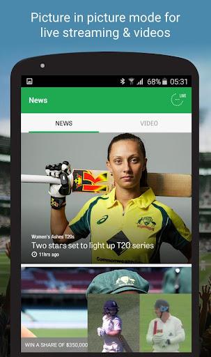 Cricket Australia Live 4.5.1 screenshots 3