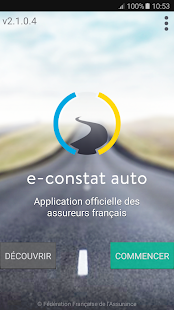 e-constat auto- screenshot thumbnail