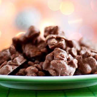 Chocolate Covered Peanuts Recipes.