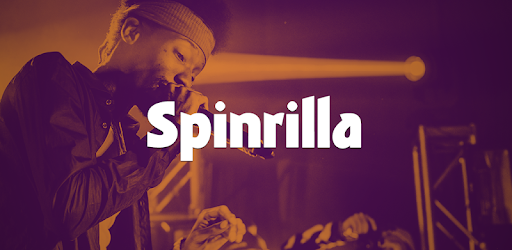 Aplikasi Android Spinrilla.