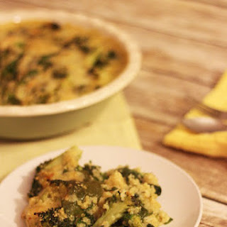 Brocoli and Quinoa Casserole Recipe