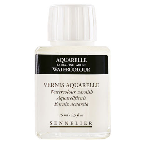 Watercolour varnish 75ml Sennelier