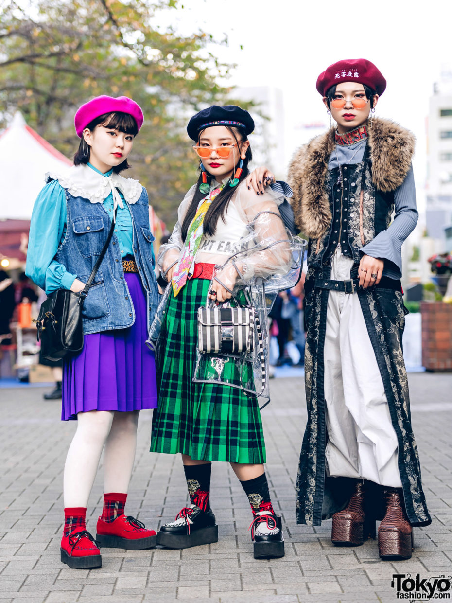Image result for harajuku street style