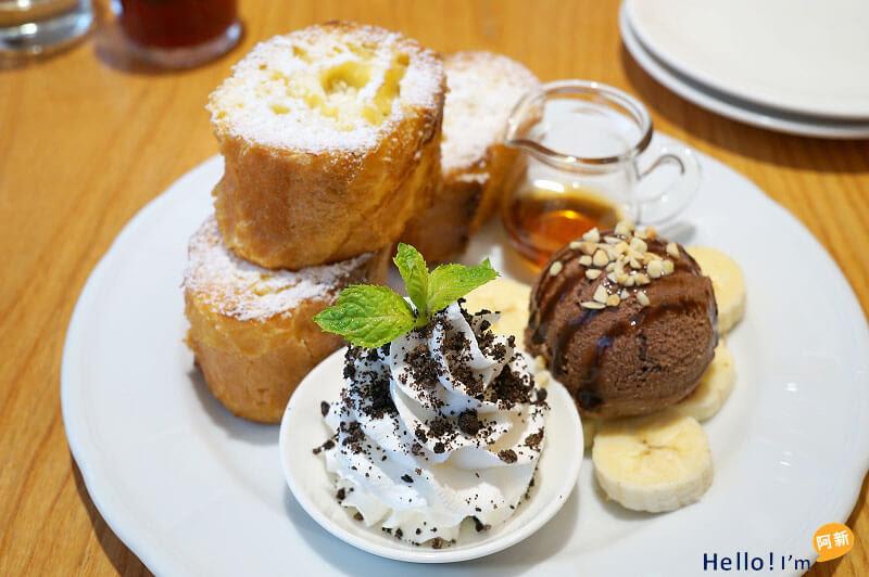 佐曼咖啡館,台北中山區早午餐-2