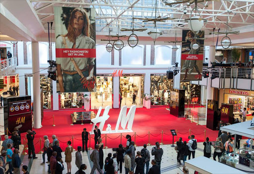 H&M launches its first South African store at the Victoria & Alfred Waterfront in Cape Town
