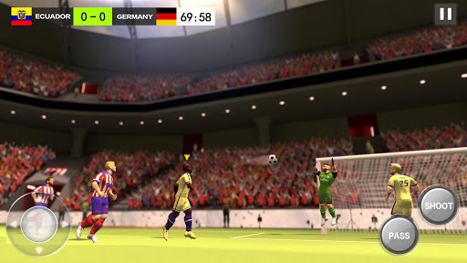 Football Hero - Dodge, pass, shoot and get scored 1.0.1 6