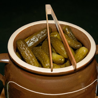 Old-Fashioned Pickle Barrel Pickles