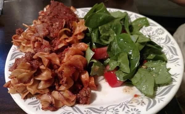 Betsy's Casserole Recipe