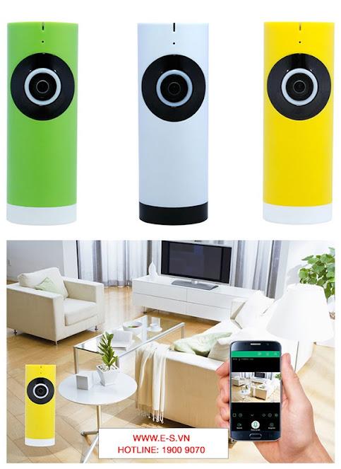 Camera kết nối wifi-IP ES-CM02