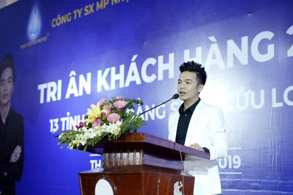 giám đốc Thiên Phú Tài và thương hiệu Lata Formen