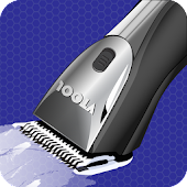 Hair Clipper Simulated