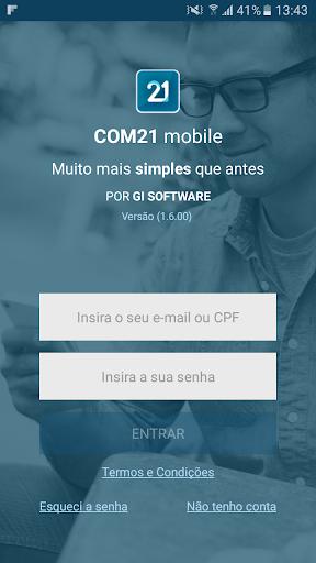 COM21 screenshot 1