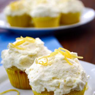 Springtime Lemon Cupcakes