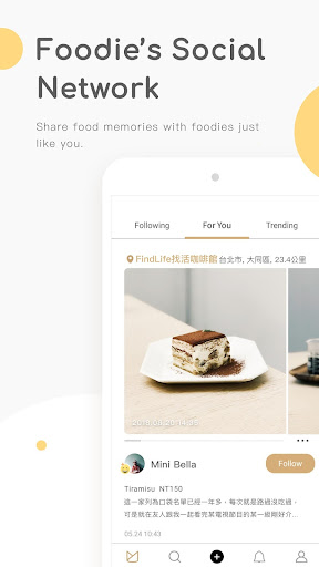 MENU - Eat Like Local Foodies screenshots 1
