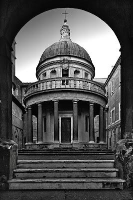 Tempietto del Bramante  di Massimo Squillace