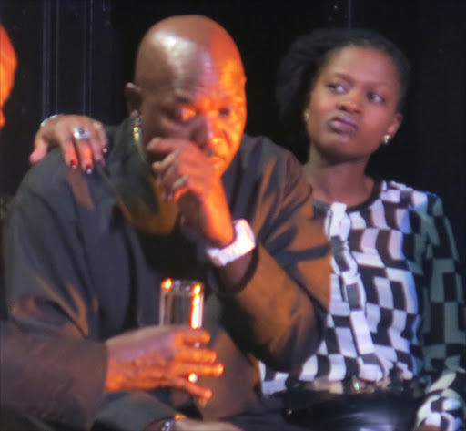 Menzi Ngubane who plays Sibusiso Dlomo on Generations cries as he tells his side of the story. Picture: Sowetan LIVE