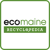 ecomaine RECYCLOPEDIA
