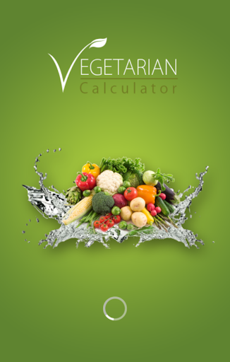 Vegetarian Calculator