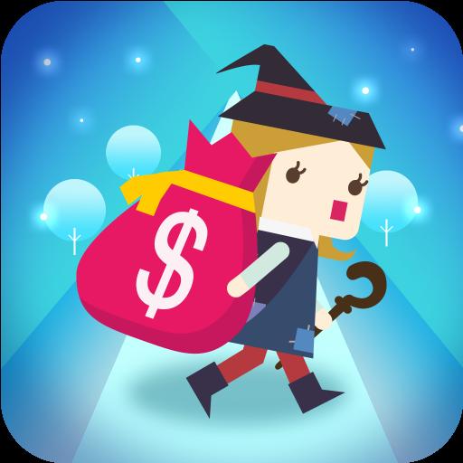 Pocket Wizard : Magic Fantasy 休閒 App LOGO-APP試玩