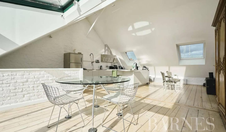 Appartement avec terrasse Lille