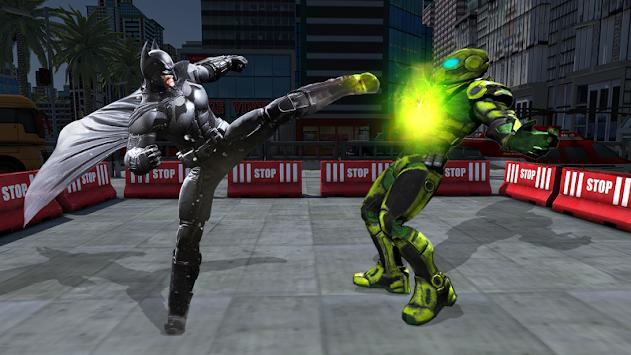 Grand Superhero Mafia City Fight 2018 apk screenshot