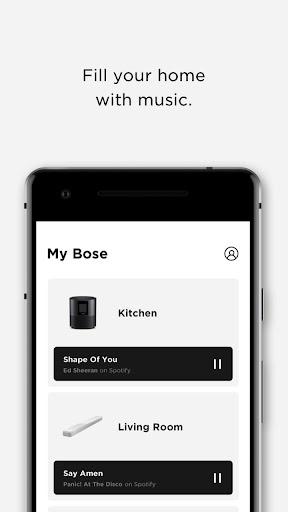 Bose Music 1.3.2 screenshots 1