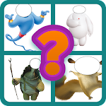 Cartoon Character Movie Quiz Icon