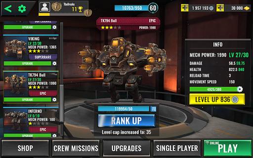Robots Battle Arena screenshot 3