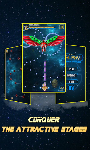 Galaxy Strike Force: Squadron (Galaxy Shooter) 10.1 2