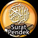 Surat-surat Pendek Al-Quran Offline icon