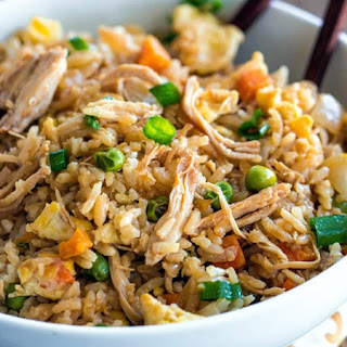 Better than Takeout Chicken Fried Rice