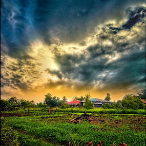 after the rain by Joemar Cabasan - Landscapes Weather