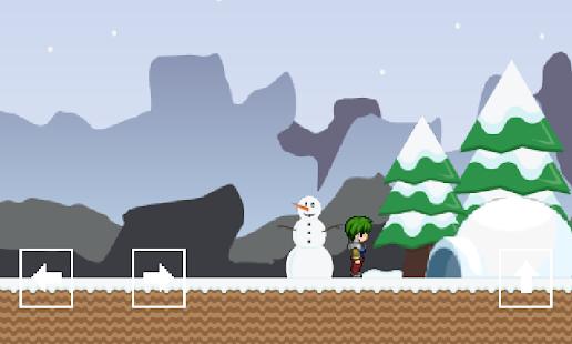 Snowman Island - náhled