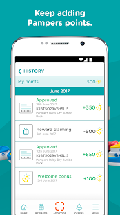 Pampers Rewards: Parents Club- screenshot thumbnail