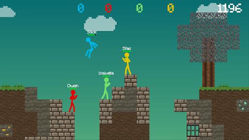 Stickman vs Multicraft: Survival Craft Pocket 1.0.1 screenshots 5