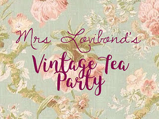 Mrs Lovibonds Vintage Tea Party